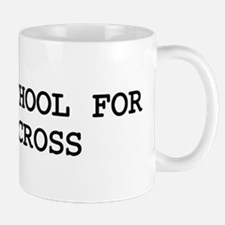 Skip school for CYCLOCROSS Mug