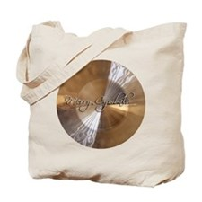 merry cymbals Tote Bag