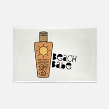 Beach Babe Magnets