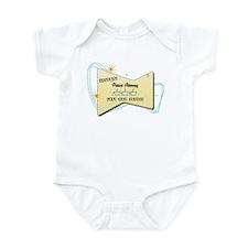 Instant Patent Attorney Infant Bodysuit