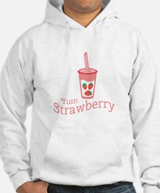 Yum Strawberry Hoodie