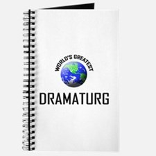 World's Greatest DRAMATURG Journal