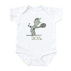 Groundies - Ace Infant Bodysuit