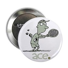"""Groundies - Ace 2.25"""" Button (100 pack)"""