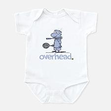 Groundies - Overhead Infant Bodysuit