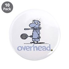 "Groundies - Overhead 3.5"" Button (10 pack)"