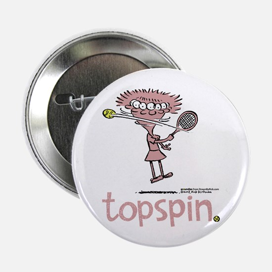 """Groundies - Topspin 2.25"""" Button"""