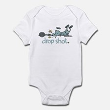 Groundies - Drop Shot Infant Bodysuit