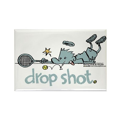Groundies - Drop Shot Rectangle Magnet (10 pack)