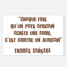 Thomas Sankara Postcards (Package of 8)