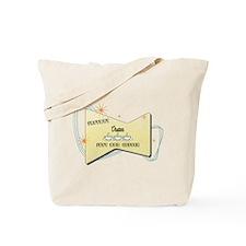 Instant Orator Tote Bag