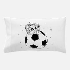 Soccer Royalty Pillow Case