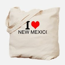 I Love New Mexico Tote Bag