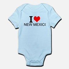 I Love New Mexico Body Suit