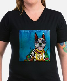 Gilroy the Boston Terrier T-Shirt