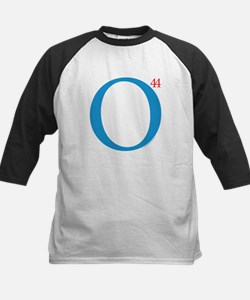 O44: Obama to the Power of 44! Baseball Jersey