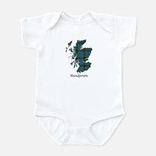Map - Henderson Infant Bodysuit