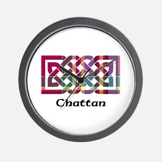 Knot - Chattan Wall Clock