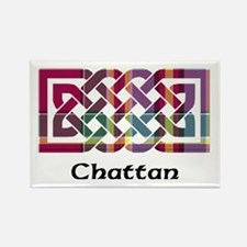 Knot - Chattan Rectangle Magnet
