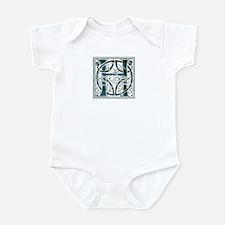 Monogram - Henderson Infant Bodysuit