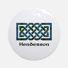 Knot - Henderson Ornament (Round)