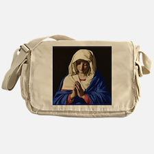 Virgin Mary Messenger Bag
