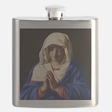 Virgin Mary Flask