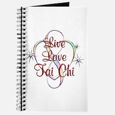 Live Love Tai Chi Journal