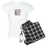 Monogram - Chisholm Women's Light Pajamas