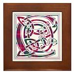 Monogram - Chisholm Framed Tile