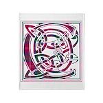 Monogram - Chisholm Throw Blanket