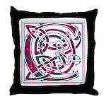 Monogram - Chisholm Throw Pillow