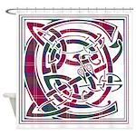 Monogram - Chisholm Shower Curtain