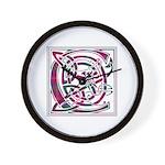 Monogram - Chisholm Wall Clock