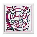 Monogram - Chisholm Tile Coaster