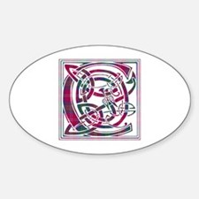 Monogram - Chisholm Decal