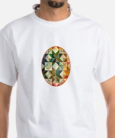 Fun Patchwork Quil T-Shirt