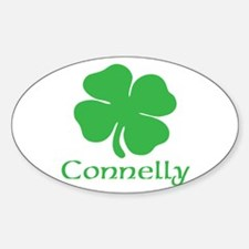 Connelly (Shamrock) Decal