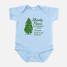 SHADY PINES Golden Girls Infant Bodysuit