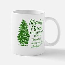 SHADY PINES Golden Girls Mug
