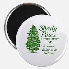 SHADY PINES Golden Girls Magnet