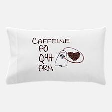 caffeine prescription Pillow Case