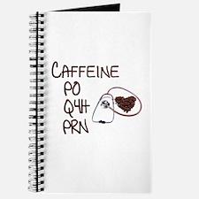caffeine prescription Journal