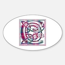 Monogram-Chisholm hunting Decal