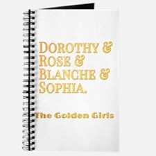 Dorothy Blanche Rose Sophia Journal