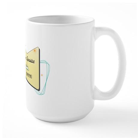 Instant Nuclear Medicine Specialist Large Mug