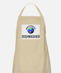 World's Greatest DISHWASHER BBQ Apron