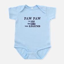 PAW PAW THE MAN MYTH LEGEND Body Suit