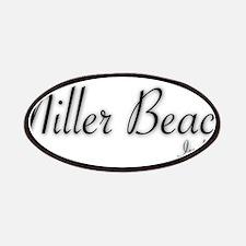 Miller Beach Logo Patch