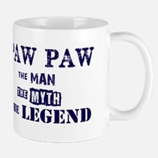 PAW PAW THE MAN MYTH LEGEND Mugs